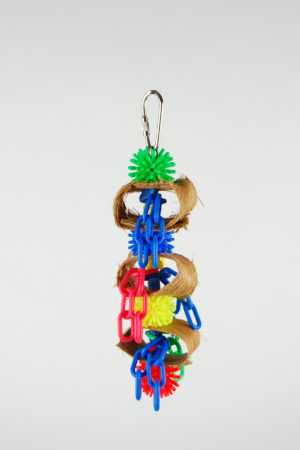 Fiesta Bird Toy