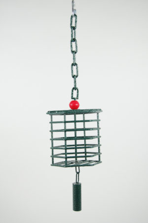 Large Nut Cage with Bell