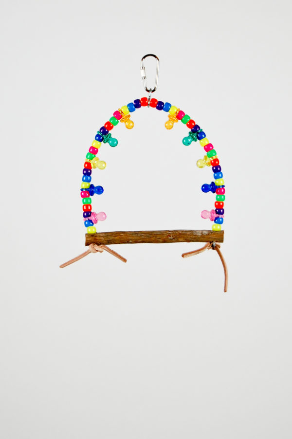 Small Bead Pacifier Swing