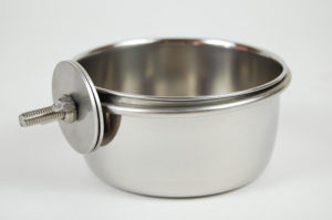 10oz Stainless Steel Cup/Stainless Steel Ring